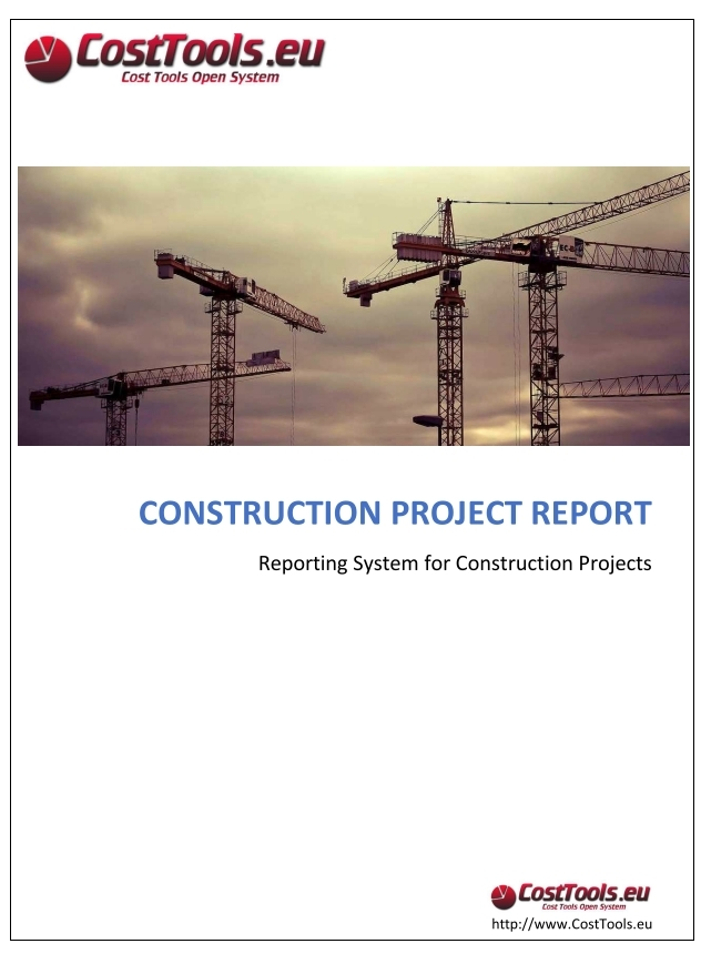 consulting construction cost control report joint ventures